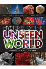 Mysteries of the Unseen World Movie Poster