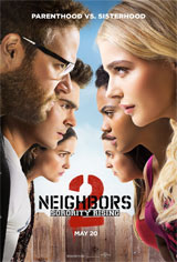Neighbors 2: Sorority Rising Movie Poster Movie Poster