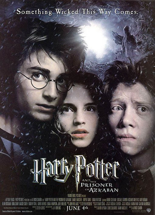 Harry Potter and the Prisoner of Azkaban Large Poster