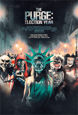 The Purge: Election Year Movie Poster Movie Poster