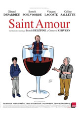 Saint Amour Movie Poster