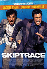 Skiptrace Movie Poster Movie Poster
