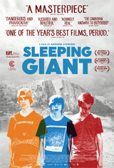 Sleeping Giant Movie Poster