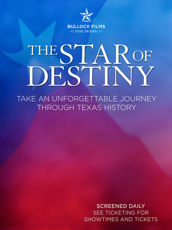 The Star of Destiny Large Poster