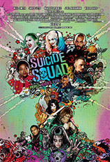 Suicide Squad Movie Poster