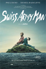 Swiss Army Man Movie Poster Movie Poster