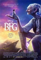 The BFG Movie Poster Movie Poster