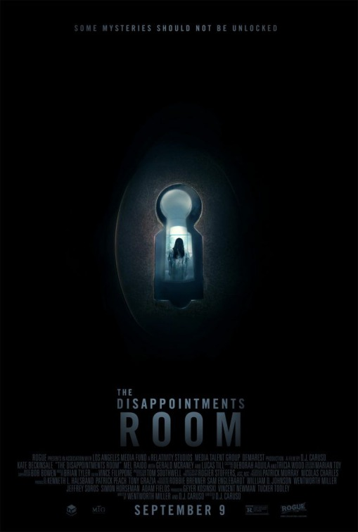 The Disappointments Room Large Poster