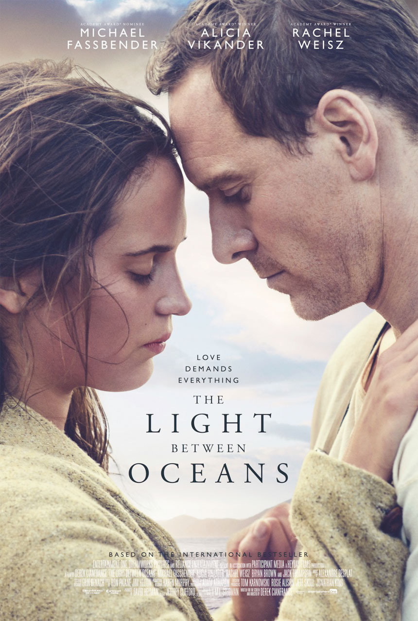 The Light Between Oceans Large Poster