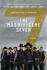 The Magnificent Seven Movie Poster Movie Poster