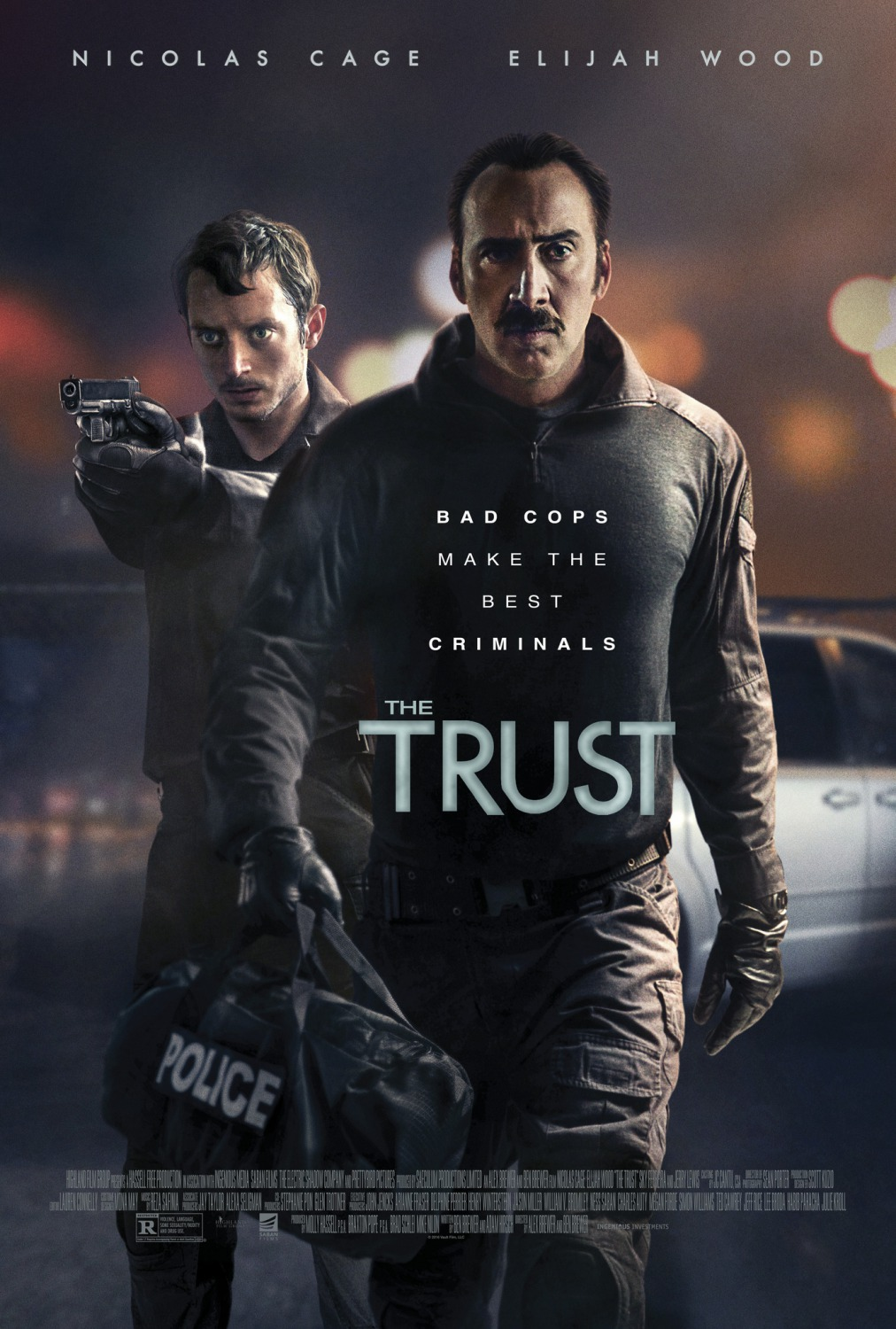 The Trust Large Poster
