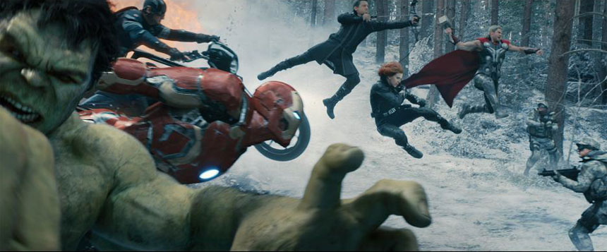 Avengers: Age of Ultron Photo 11 - Large