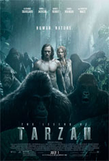The Legend of Tarzan Movie Poster Movie Poster