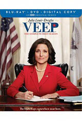 Veep: The Complete First Season Movie Poster