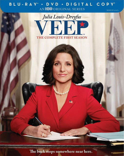 Veep: The Complete First Season Large Poster