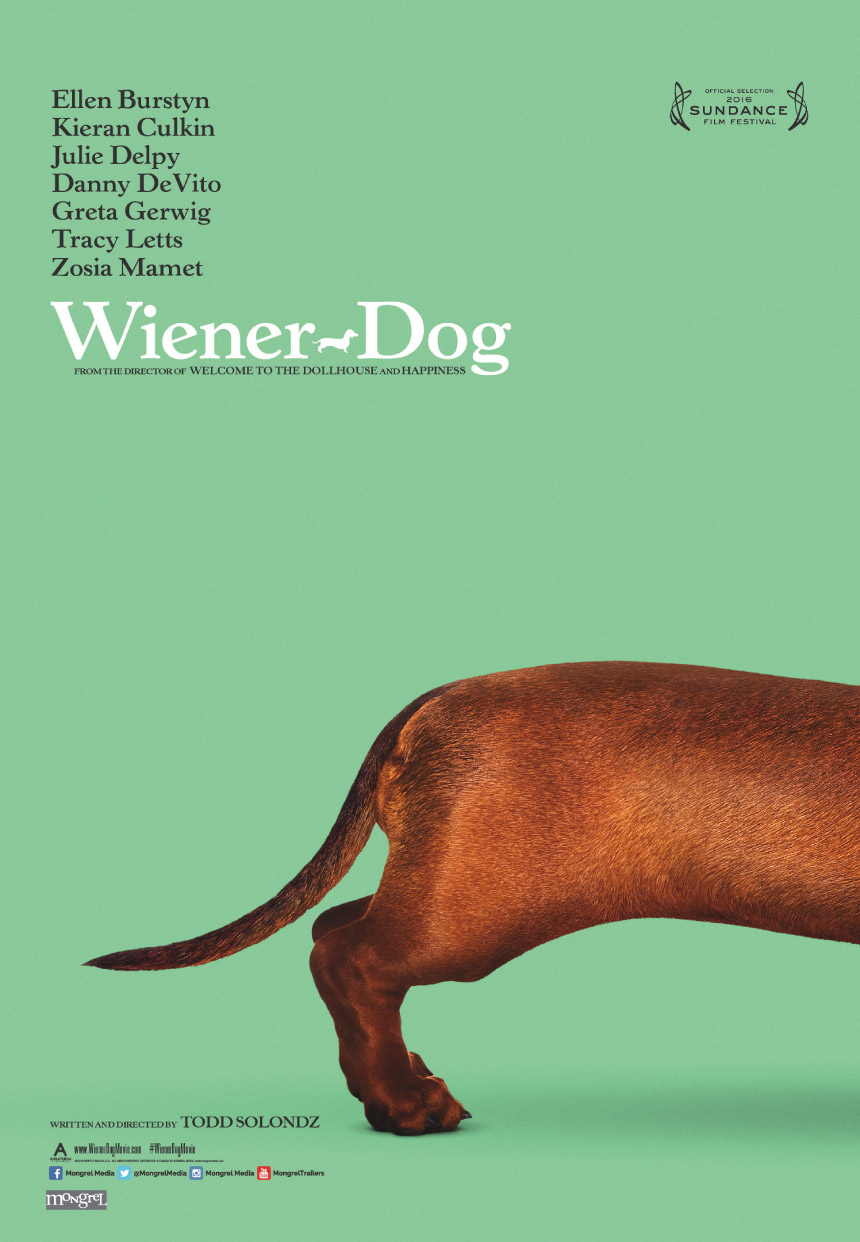 Wiener-Dog Large Poster