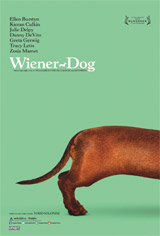 Wiener-Dog Movie Poster Movie Poster