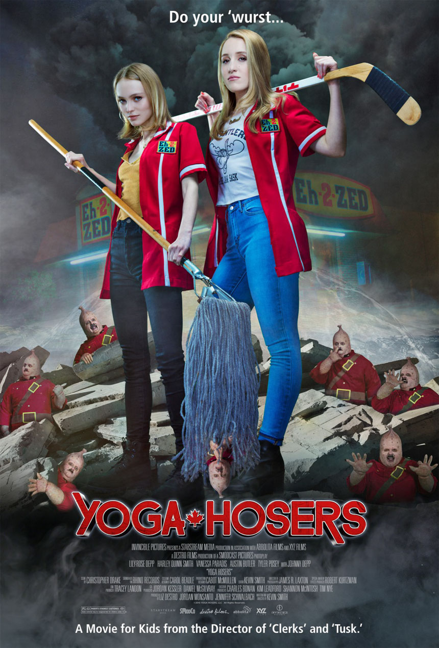 Yoga Hosers Large Poster